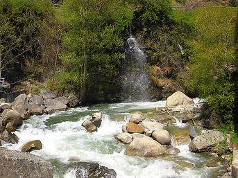 andorra, river