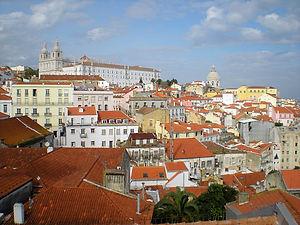 view, lisbon, portugal