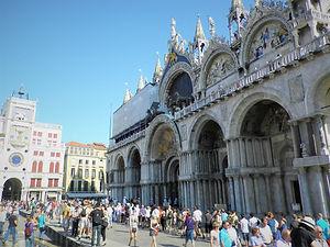 Basilica San Marco, venice, italy, st mark's