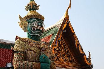 temple, wat, thailand, bangkok
