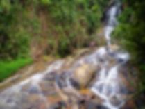 waterfall, ko samui, thailand