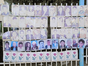 Missing & deceased persons, pristina, kosovo