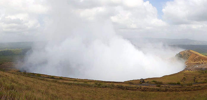 volcan masaya granada nicaragua