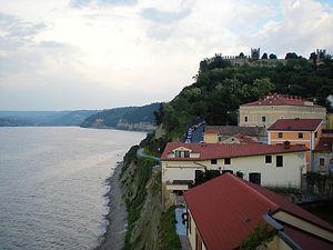 piran, slovenia, sea