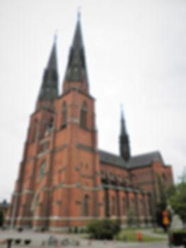Cathedral, Uppsala, sweden