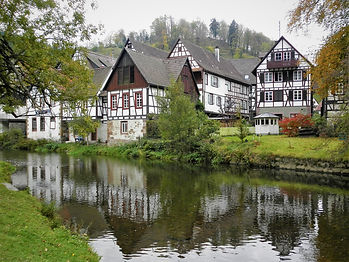 Schiltach, black forest, germany