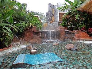 baldi hot springs la fortuna costa rica