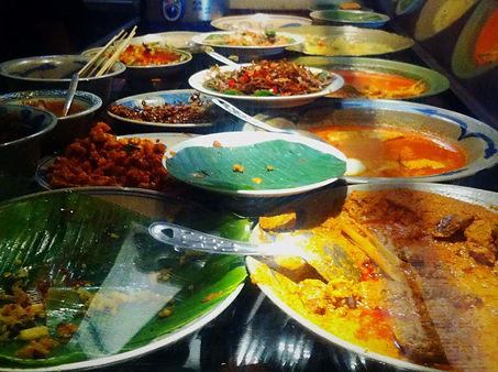 Seminyak Bali Indoensia dinner food