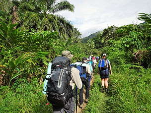 kokoda trail, kokoda track, papua new guinea, jungle, hike, trek
