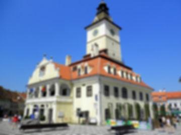 Town hall, Brașov, romania