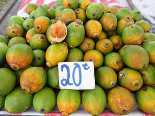 kokoda trail, kokoda track, papua new guinea, jungle, hike, trek, fruit, market