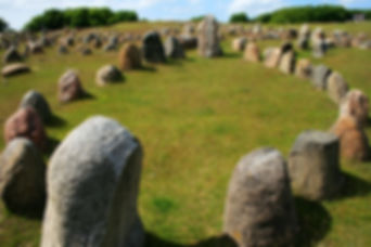 aalborg, denmark, viking burial grounds