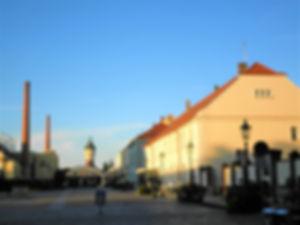 Pilsner Urquell brewery, plzen, czech republic
