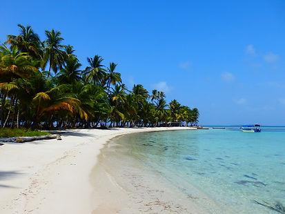 san blas islands, estrella island, kuna yala, panama