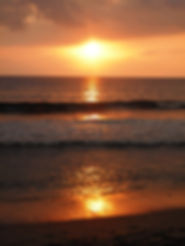 Lombok Indonesia sunset beach