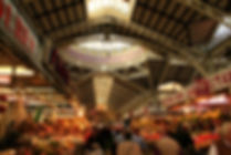 valencia, spain, market
