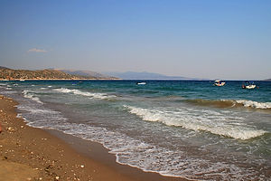 Assisi Beach, nafplio, greece