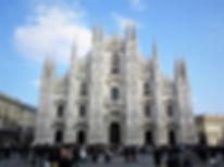 Duomo, cathedral, milan, italy