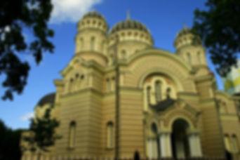 church, riga, latvia