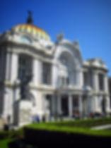 palacio bellas artes mexico city