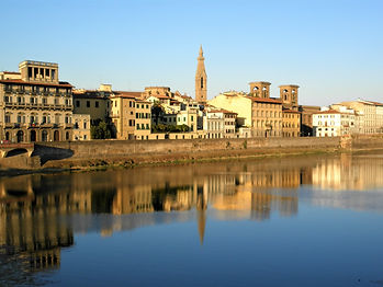 Fiume Arno, florence, river, italy