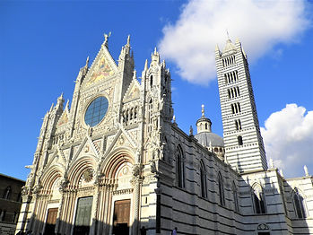 Duomo, cathedral, siena, italy