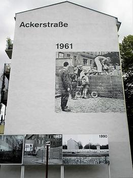 Berliner Mauer Documentation center, berlin, germany