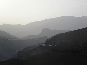 morocco, atlas mountains