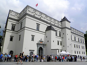 Royal Palace, vilnius, lithuania
