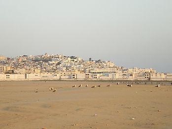 tangier, beach, morocco