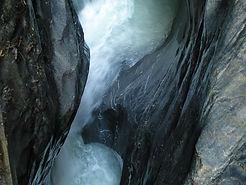 lauterbrunnen, switzerland, alps, trummelbach, waterfall