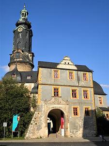Stadtschloss, palace, weimar, germany