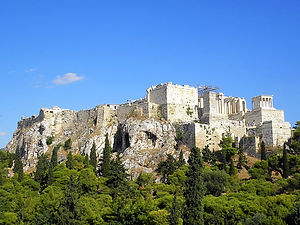 Acropolis, parthenon, athens, greece