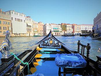 Gondola, venice, italy, canal