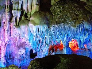 caves, halong bay, vietnam