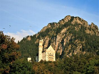 Neuschwanstein Castle, fussen, germany