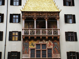 austria, innsbruck, golden roof