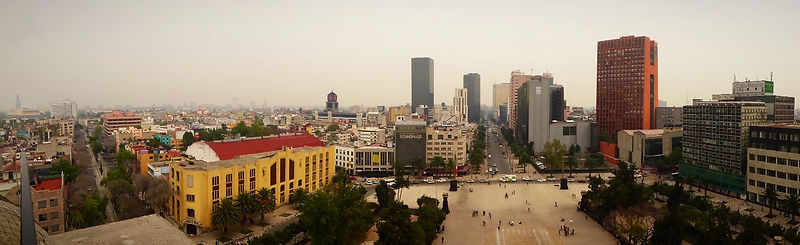 Monumento Revolucion mexico city