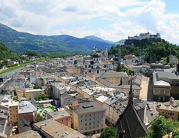 salzburg, austria, view