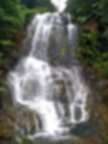 hong kong, hiking, mountains, scenery, view, waterfall