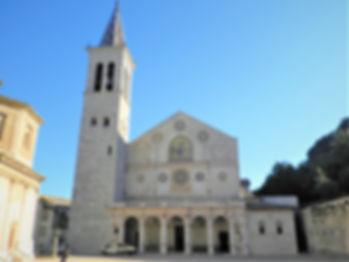 Cattedrale di S. Maria Assunta, church, spoleto, italy