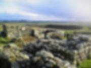 Housesteads, Hadrian's Wall, england