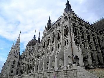 Parliament building, gothic, budapest, hungary