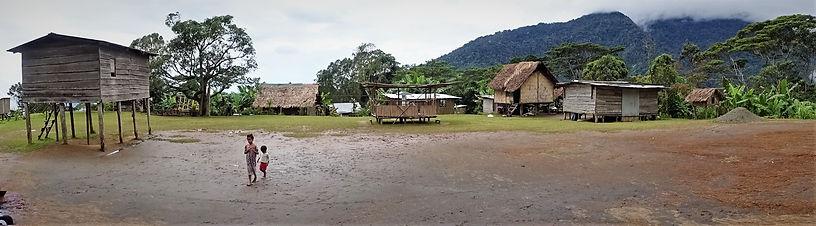kokoda, trail, track, papua new guinea, hike, trek, isurava, village