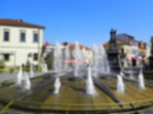 Bitola, fountain, macedonia