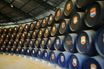 jerez, sherry barrels, spain