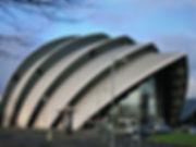 armadillo, auditorium, glasgow, scotland