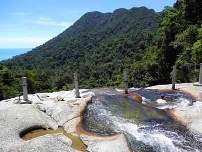 Telaga Tujuh Falls