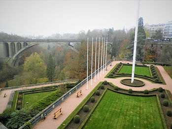 Pont Adolphe, luxembourg city, luxembourg