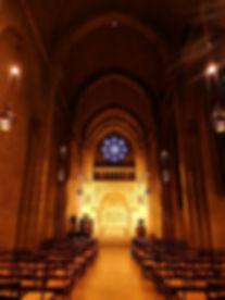 riverside church, harlem, new york city